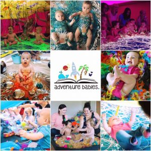 Adventure Babies 0-36 months 1:45pm @ The Hart Space