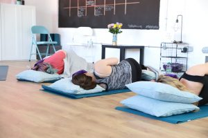 Pregnancy Relaxation @ The Hart Space